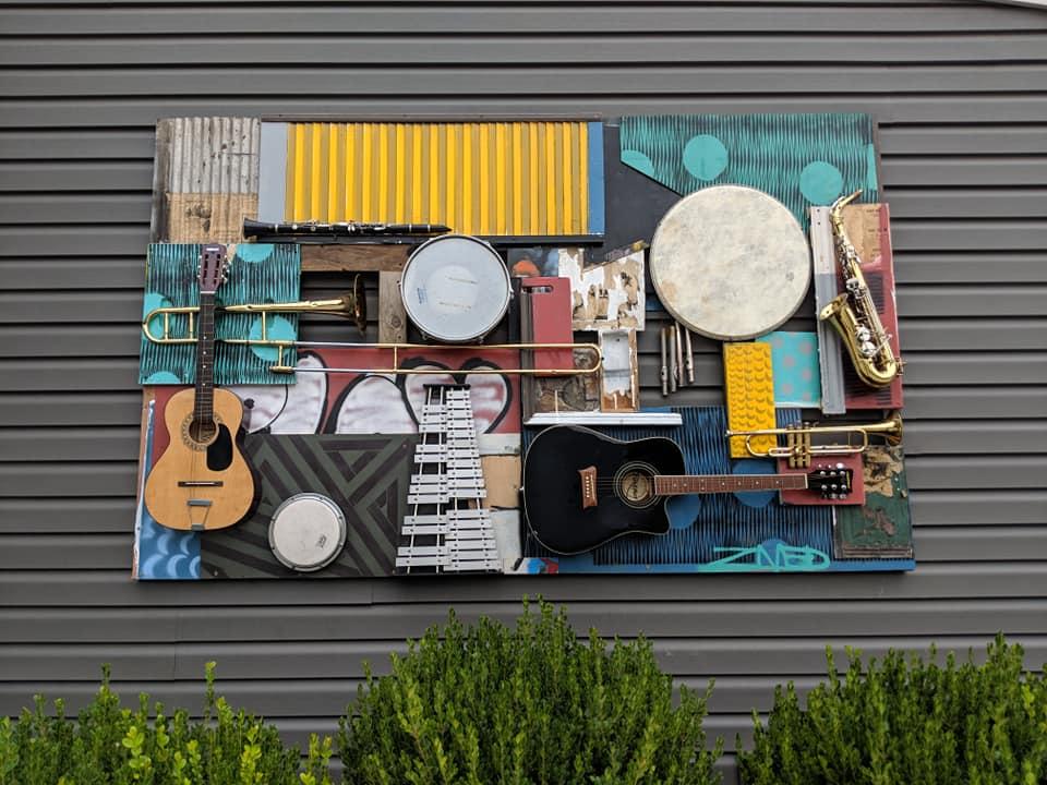 Zach Medler - Play Music Everywhere - Wabash Walls - Tippecanoe - 2018