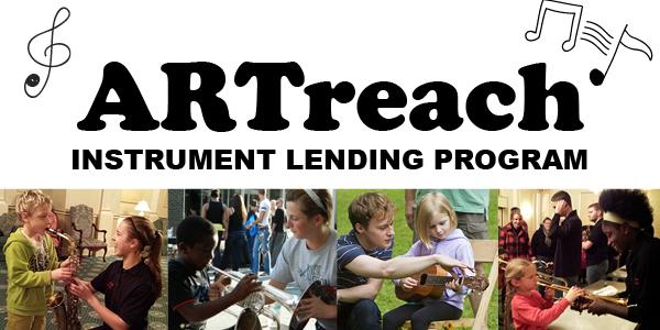 ARTreach Instrument Lending Program