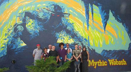Craig Martin - Mythic Wabash - Tippecanoe - 2010