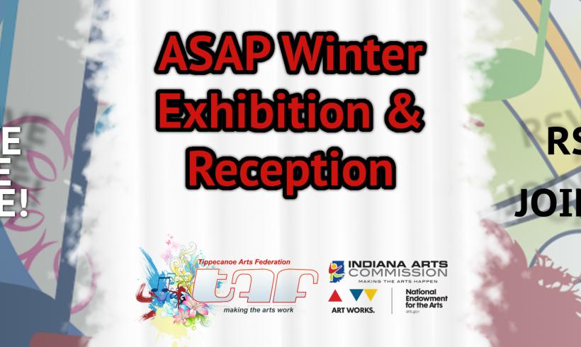 After School Arts Program Winter Exhibition & Reception