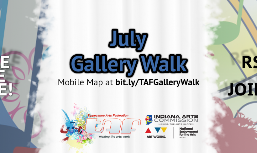July 2016 Gallery Walk