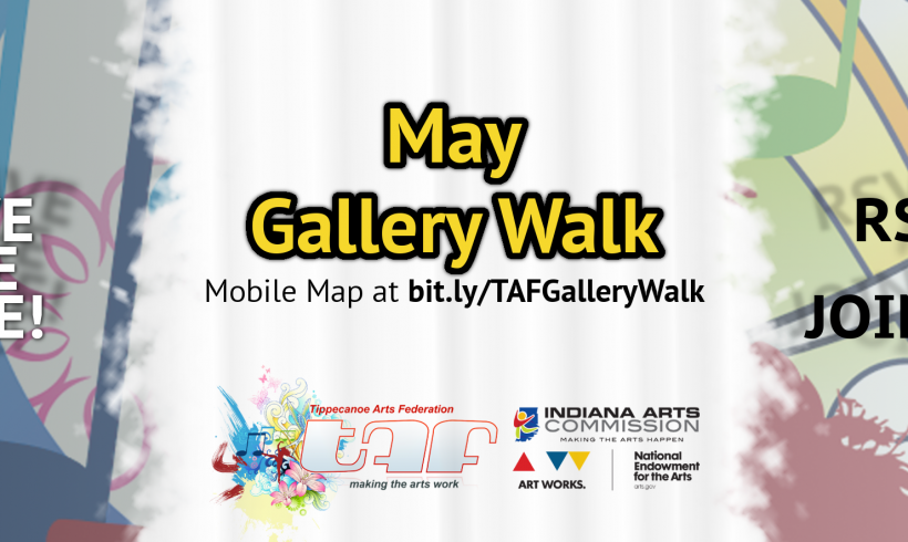May 2016 Gallery Walk