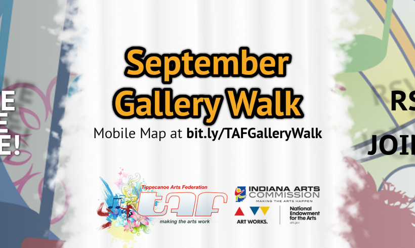 September 2016 Gallery Walk