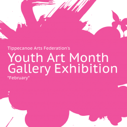 Opportunity: Area art teachers invited to submit work for YOUTH ART MONTH