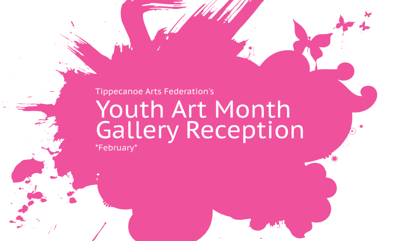 2017 Youth Art Month Reception