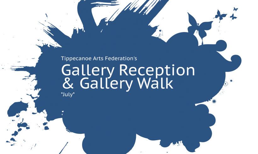 July 2017 Gallery Walk & Reception