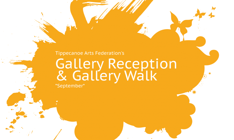 September 2017 Gallery Walk & Reception