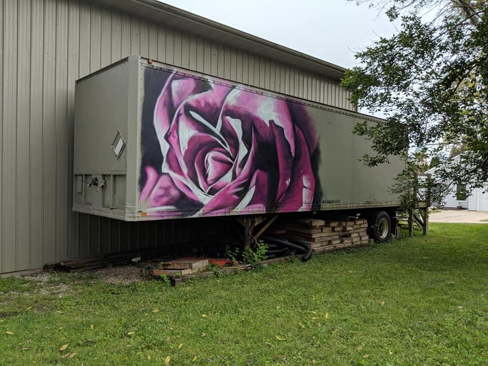 Nicole Holderbaum - Wabash Walls - Tippecanoe - 2018