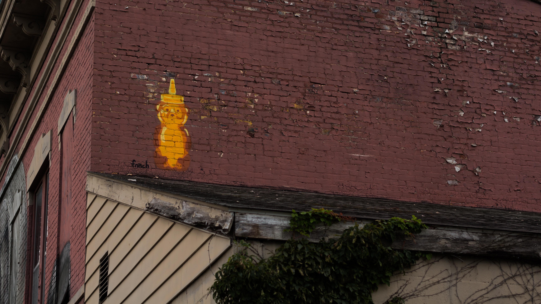 fnnch - Honey Bear - Wabash Walls - Tippecanoe - 2018